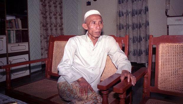 Dr. (HC). KH. MA Sahal Mahfudz